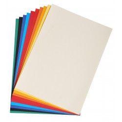 Feuille Pastel Card 50x65