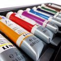 Gouache Linel fine Set 10 x 25 ml