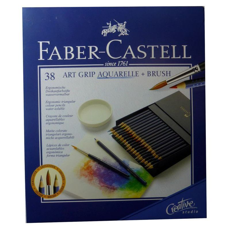 Studio box 38 art grip aquarelle