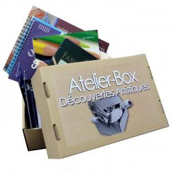 "Atelier-box ""Initiation au Dessin"""