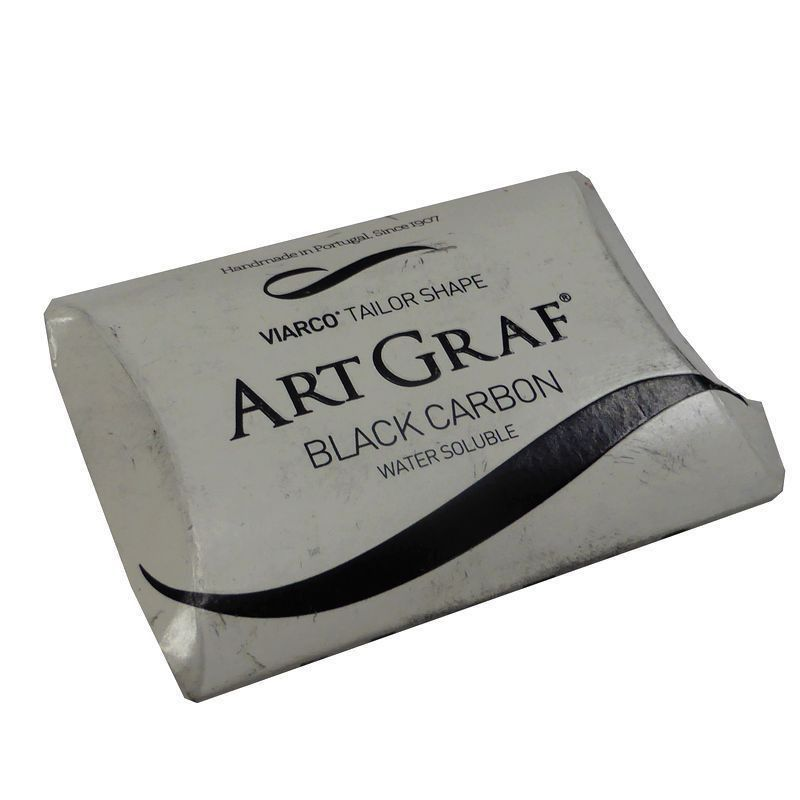Pavé aquarellable ART-GRAF noir de carbone