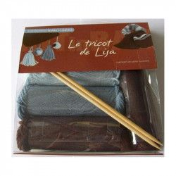 Kit in bag le tricot de lisa