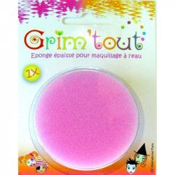 Eponges 3 cm maquillage
