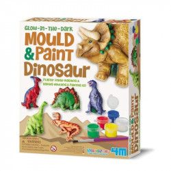 Kit moulage dinosaures - 4m
