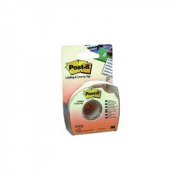 Ruban de marquage Post-it® sur dévidoir - 658H - 25mmx17,7m - 6 lignes - Post-it®