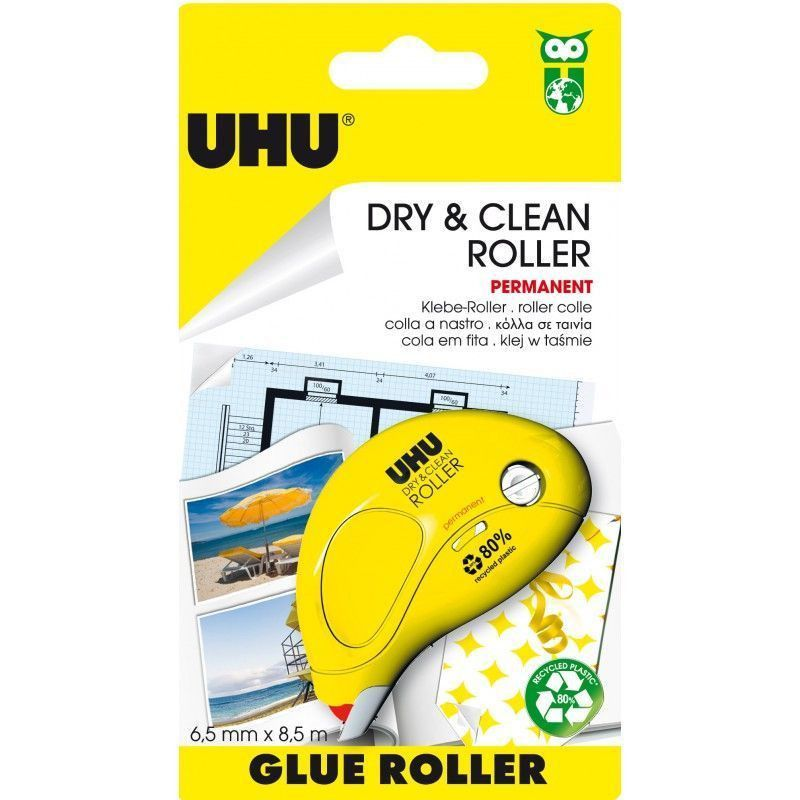 Uhu roller dry&clean Permanent - Uhu