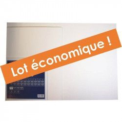 Lot de 5 Cartons entoilés 6F