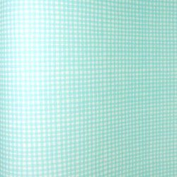trames vichy turquoise