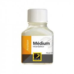 Médium retardateur 75ML - Dalbe