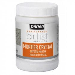 Mortier Cristal, 250 ml, Pébéo