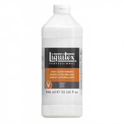 Vernis ultra brillant - Liquitex