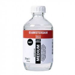 Médium acrylique Amsterdam mat 250ml - Royal Talens