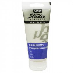 Gel phosphorescent Studio Acrylics 100 ml - Pebeo