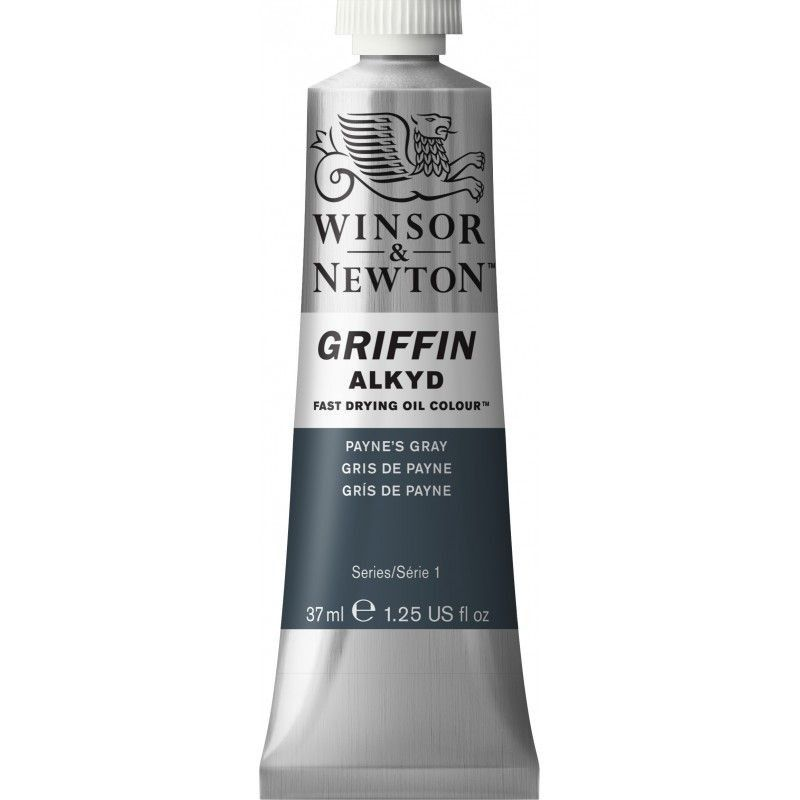 Huile Griffin Winsor & Newton 37 ml