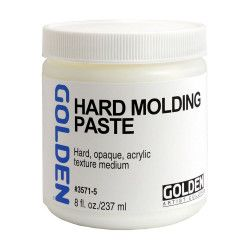 Modeling paste dure - Golden