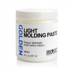 Modeling paste légère - Golden