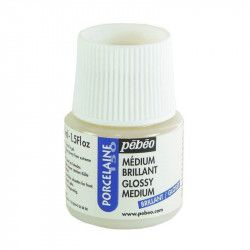 Medium brillant Porcelaine 150 45ml