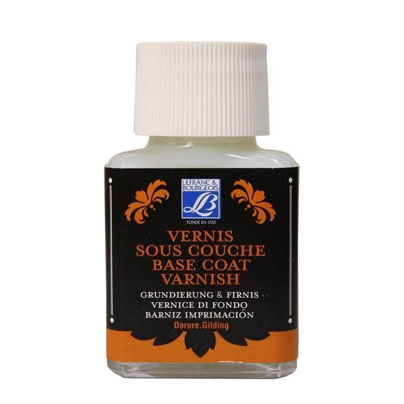 Vernis sous couche 75 ml Lefranc & Bourgeois
