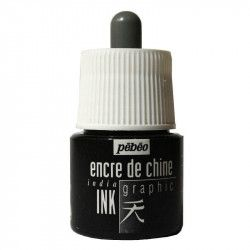 Encre de Chine Pebeo graphic 45 ml