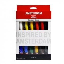 Amsterdam standard series set 12x20ml