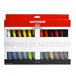 Amsterdam standard series set 24x20ml