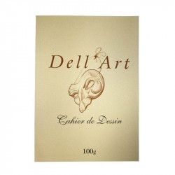 Cahier de Dessin Dell' Art