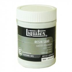 Gel texturant sable résineux 237ml - Liquitex