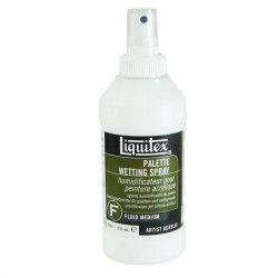 Médium Liquitex humidificateur acrylique 237ml