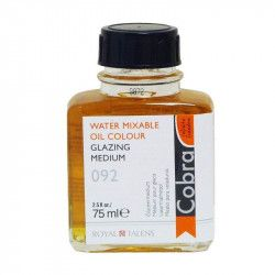 Medium pour glacis 75ml Cobra