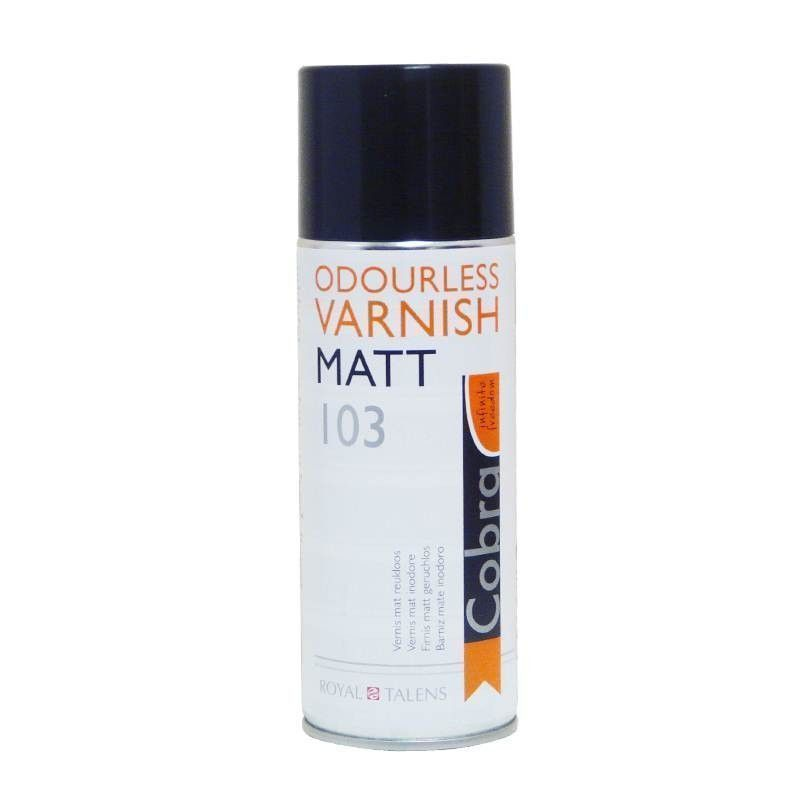 Vernis mat  Cobra 400ml